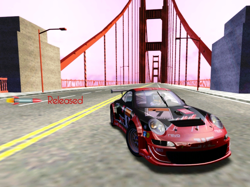 2008 Porsche 997 GT3 RSR- Secret project, released.
