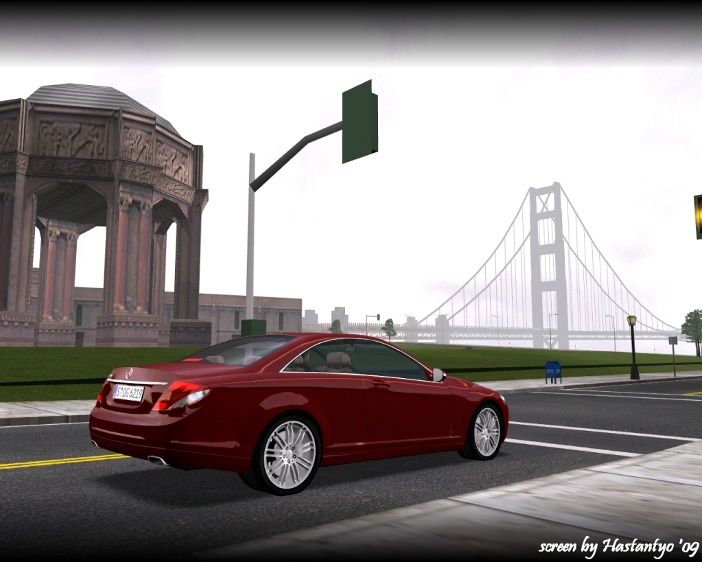 -- 2007 Mercedes-Benz CL500 by Ken7394 --