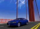 2004 Chevy Impala in the Golden Gate Bridge-SF