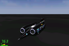 Thrust SSC 763mph in Speedtrack