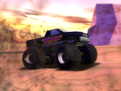 Rampage from Monster Truck Madness 2 in Midtown Madness 2. Confused?