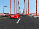 Audi R8 on The Golden Gate Bridge