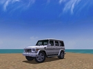 It�s a Mercedes Benz G500 In Arch