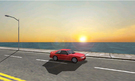 A nice view of setting sun. This shot was taken by very less exposure time hence no motion blur, lol.