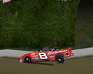 What in the world?!  They messed up Dale Earnhardt's car!!