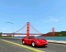 Just cruising around SF and enjoying the view of the Golden Gate Bridge...