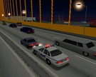 Police Chase on the bridge in Bay City by Sajmon14