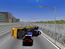 SFPD Responds to a school bus crash on the freeway.