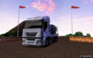 -- IVECO STRALIS 8x8 Cement Truck --