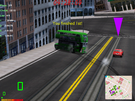 i?m won the circuit on san francisco racemod with the doble decker bus no modific in 1st