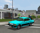 This is the MM2BR 87 Chevy Opala Diplomata that I gave custom sounds and a custom paint job ripping around San Francisco Korea City Mod.
