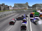 The Chevrolet Impala was arrested by 5 cop cars!