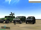The Hummer-Familiy: H1, H2, H3