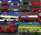 These are all my City buses in London 