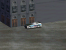 By default, cops in both cities have Chicago side textures when viewed from a distance. This was fixed in Revisited.