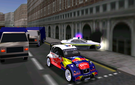 2cv WRC vs London cops : 1 - 0