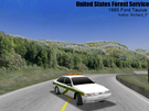 1995 Ford Taurus - US Forest Service