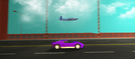 Flight Simulator X + Midtown Madness 2 = Epic Car-Plane Race!