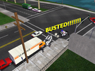 This Guy in the White Xsara got BUSTED!