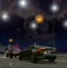 Police Escort for Ronaldo's new car...in a very starry sky...hope u like it