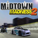 Midtown Madness 2 2010 with the same logo..