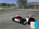 Chevrolet Impala and Buick Special SFPD cars