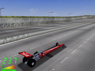 this dragster can easily go faster than the speed that it shows on the 