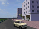 My first car is finally finished. Yay!