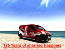 125th Anniversary of Coca-cola.