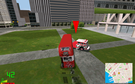 Me (in Double Decker bus) and Giga (Firetruck) fighting in cruise mode.