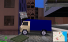 the cargo van does look more like a garbage truck doesnt it?