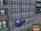 i jumped from a hill and now i´m flying above the ground.
