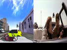 Ive made a pic that i have created with a pic of MM2 and a pic of the part when Seth Green and 