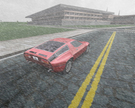 The Maserati Bora Gr.4 is great for a snowy test drive!